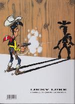 Verso de Lucky Luke -37b00- Canyon Apache
