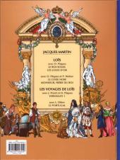 Verso de Loïs -5- L'Apollon de sang