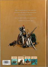 Verso de Souvenirs de la Grande Armée -4- 1812 - Les Chasses du comte Joukhov