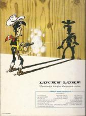 Verso de Lucky Luke -38b82- Ma Dalton