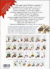 Verso de Le guide -10b03- Le guide des amis