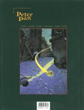 Verso de Peter Pan (Loisel) -1b10- Londres