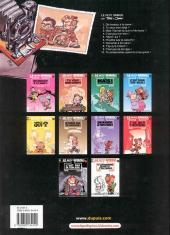 Verso de Le petit Spirou -6a2002- N'oublie pas ta capuche !