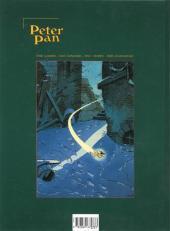 Verso de Peter Pan (Loisel) -1a99- Londres