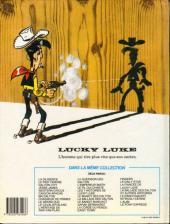 Verso de Lucky Luke -56a97- le ranch maudit
