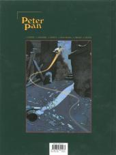 Verso de Peter Pan (Loisel) -6a2011- Destins