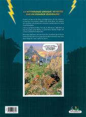 Verso de Les petits Mythos -1- Foudre à gratter