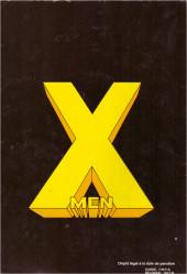 Verso de X-Men/X-Men Saga (Semic) -9- X-Men 9