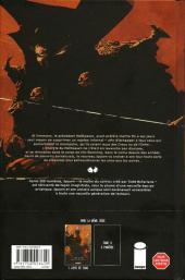 Verso de Spawn - La Saga infernale -1- Liens de sang