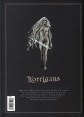 Verso de Korrigans (Mosdi/Civiello) -INT- Intégrale