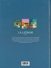 Verso de La lionne -1- Livre I
