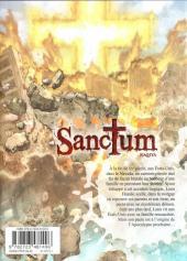Verso de Sanctum -1- Raqiya - Volume 1
