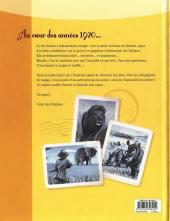Verso de L'appel des origines -2- Nairobi