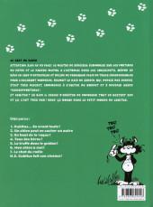 Verso de Cubitus (Les nouvelles aventures de) -7- Le chat du radin