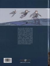 Verso de Les Âmes nomades -1- Canal