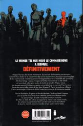 Verso de Walking Dead -15- Deuil & Espoir
