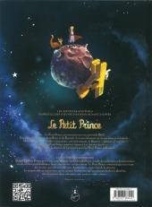 Verso de Le petit Prince (Les Nouvelles Aventures) -5- La Planète de l'Astronome