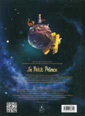 Verso de Le petit Prince (Les Nouvelles Aventures) -6- La Planète des Globus