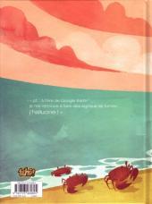 Verso de Paola Crusoé -1- Naufragée