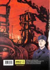 Verso de Les cahiers russes - Les Cahiers Russes [La guerre oubliée du Caucase]