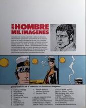 Verso de (AUT) Pratt, Hugo (en espagnol) - Hugo Pratt - Cuadernos de divulgacion de la historieta