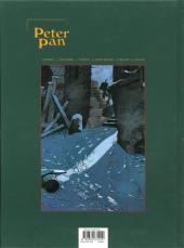 Verso de Peter Pan (Loisel) -4a2008- Mains rouges