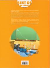 Verso de Les profs -FL01- Best of