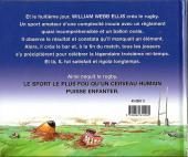 Verso de Illustré (Le Petit) (La Sirène / Soleil Productions / Elcy) -a2003- Le Rugby illustré de A à Z