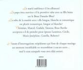 Verso de Illustré (Le Petit) (La Sirène / Soleil Productions / Elcy) -a- Le Mariage illustré de A à Z