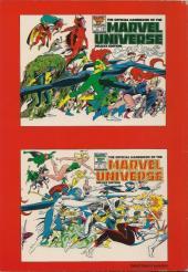 Verso de Marvel Universe (LUG) -5- Marrina - Olympus