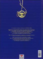Verso de Aquablue -9- Le totem des Cynos