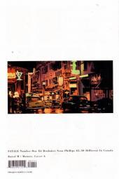 Verso de Fatale (Brubaker/Phillips, 2012) -1- Fatale #1