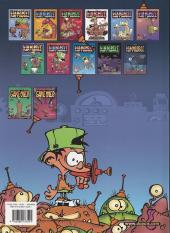 Verso de Kid Paddle -9a2008- Boing ! Boing ! Bunk !
