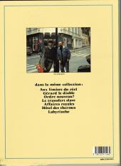 Verso de Jaunes -7a- Labyrinthe