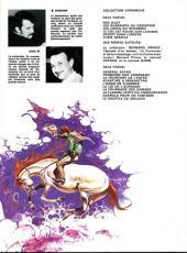 Verso de Comanche -2a1976'- Les guerriers du désespoir
