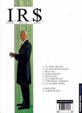 Verso de I.R.$. -1a2006-  La voie fiscale