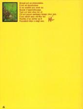 Verso de Gir œuvres -1- Le lac des émeraudes