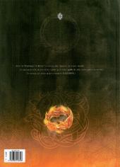 Verso de Le crépuscule des dieux -6- Ragnarök