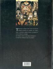 Verso de Chroniques de la Lune Noire -8- Le Glaive de justice