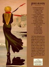 Verso de Jessica Blandy -4HC- Nuits couleur blues