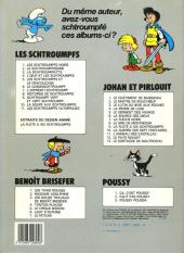 Verso de Johan et Pirlouit -1c85- Le châtiment de Basenhau
