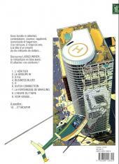 Verso de Largo Winch -5a 99- H