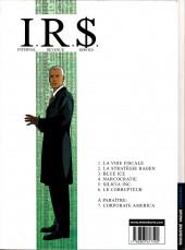 Verso de I.R.$. puis I.R.$ -4a2004- Narcocratie