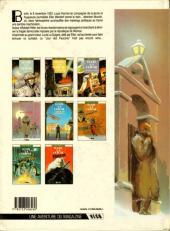 Verso de Louis la Guigne -4b- Le jour des faucons