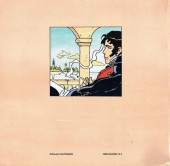 Verso de (AUT) Pratt, Hugo -Cat- Corto Maltese