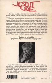 Verso de (AUT) Pratt, Hugo -Roman- Jesuit Joe