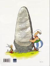 Verso de Astérix (en langues étrangères) -5Turc- Galya turu