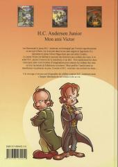 Verso de H.C. Andersen Junior -4- Mon ami Victor
