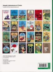 Verso de Tintin (The Adventures of) -18f08- The Calculus Affair