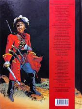 Verso de Barbe-Rouge -32- L'ombre du démon